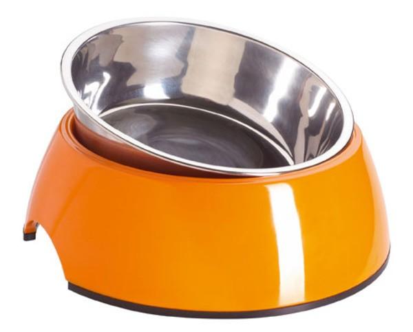 Comedero de melamina para perro