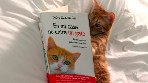 Los mejores libros perrunos y gatunos