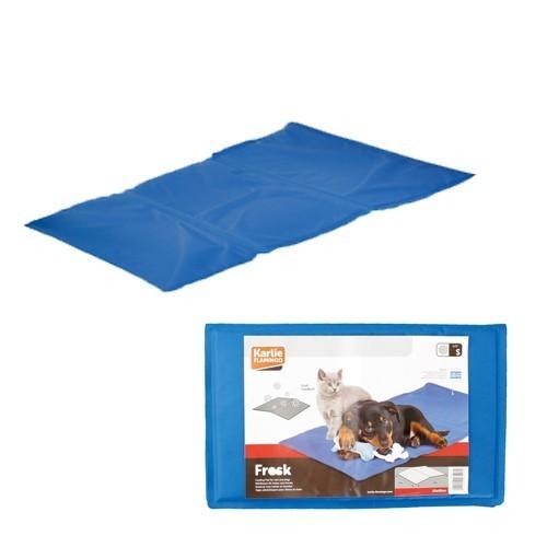 Colchoneta refrigerante para perros y gatos pequeños y grandes