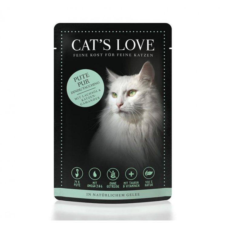 Cat's Love Adult Pavo