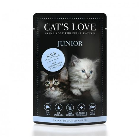 Cat's Love Junior Ternera