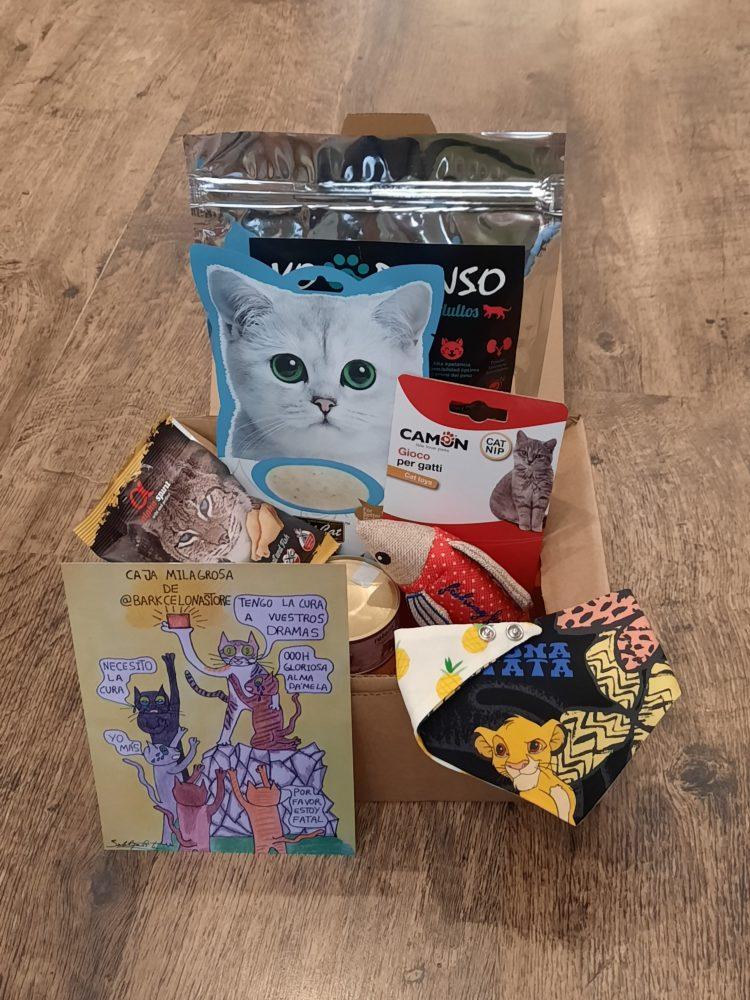 Kit Especial martesdecatdrama para gatos