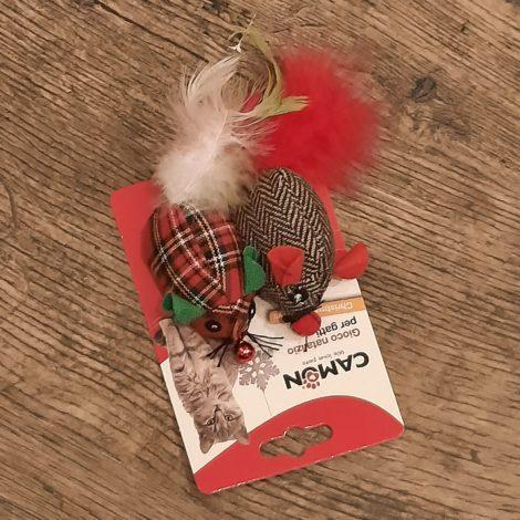 ratones navideños 2