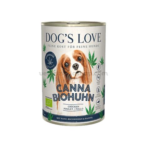 Dog´s-Love-Canna-Bio-chicken-Alimento-Húmedo-para-perros-1