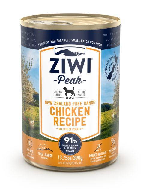 ZP Dog Chicken 390 gr 320252