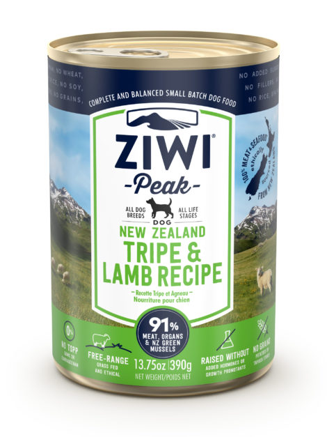 ZP Dog Tripe & Lamb 390 gr 320232