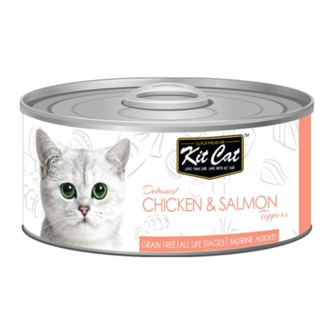 Kit cat pollo salmon